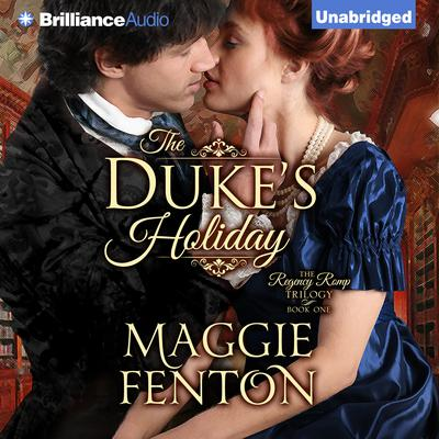 The Dukes Holiday Audiobook, by Maggie Fenton