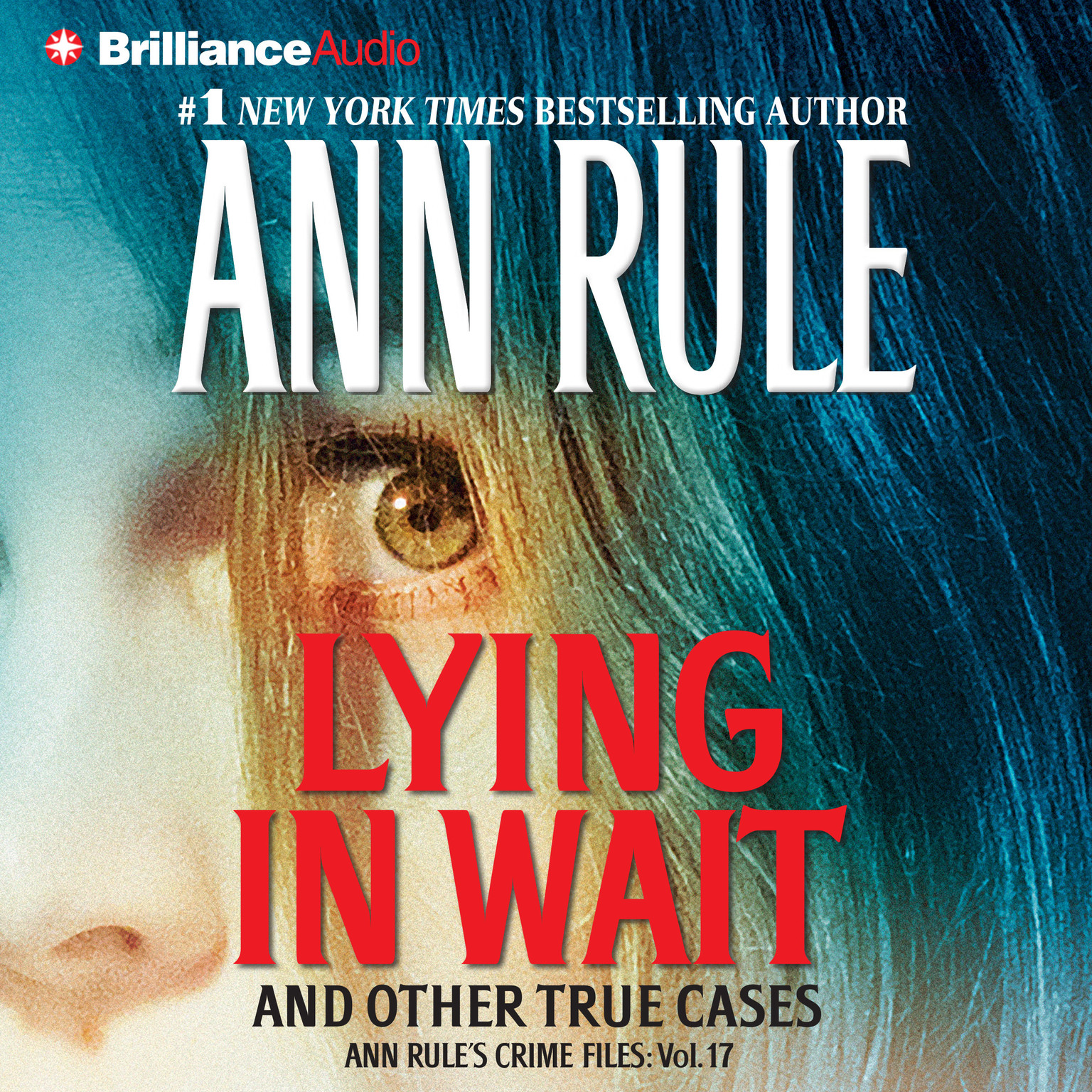 Printable Lying in Wait Audiobook Cover Art