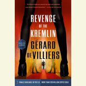 Revenge of the Kremlin Audiobook, by Gérard de Villiers
