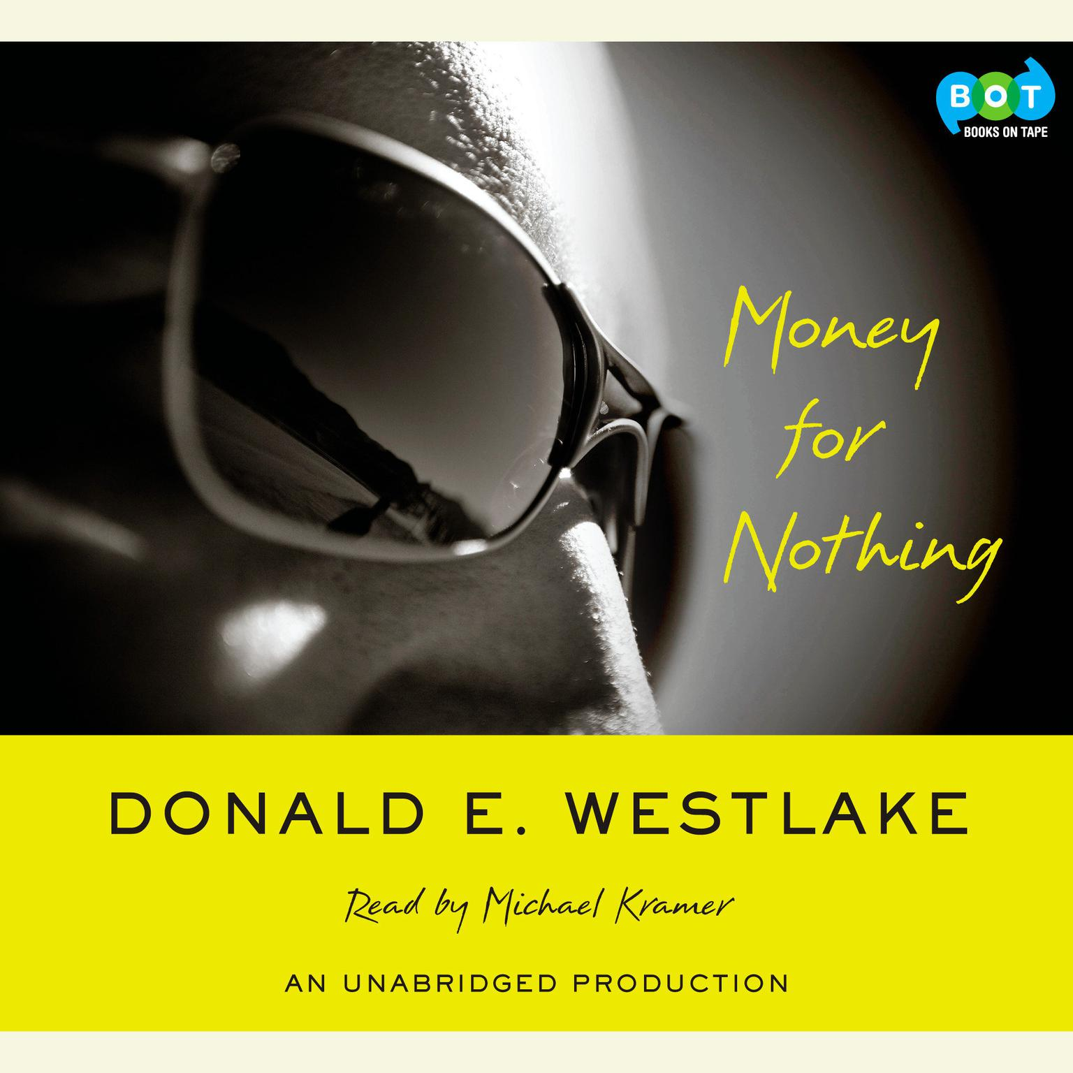 Printable Money for Nothing Audiobook Cover Art