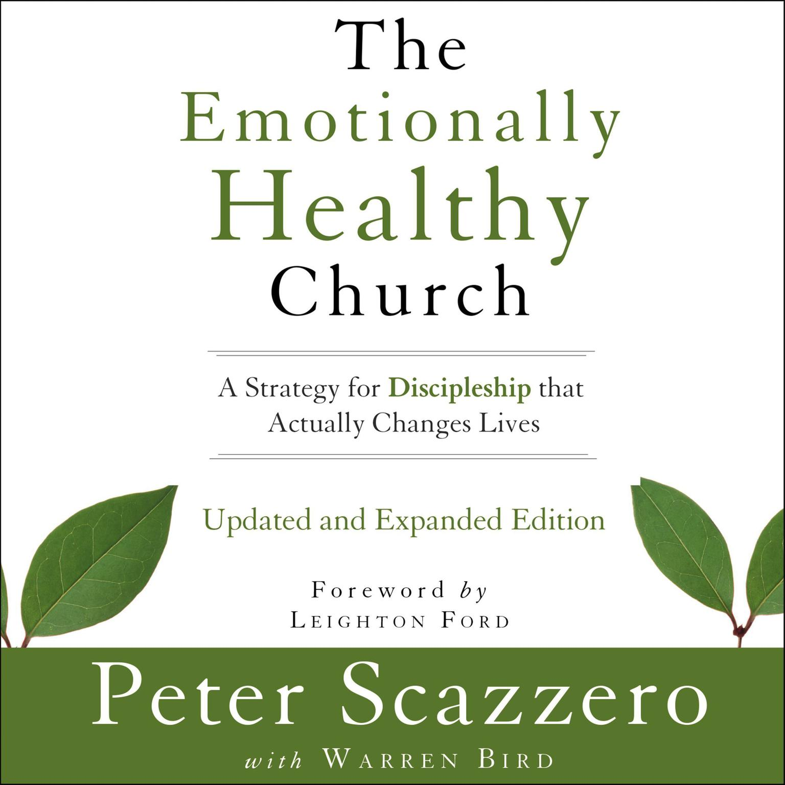 Printable The Emotionally Healthy Church, Updated and Expanded Edition: A Strategy for Discipleship That Actually Changes Lives Audiobook Cover Art