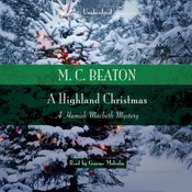 A Highland Christmas Audiobook, by M. C. Beaton