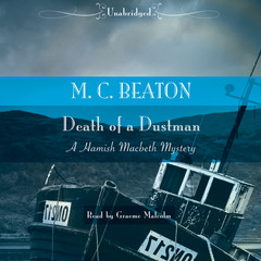 Death of a Dustman Audiobook, by M. C. Beaton