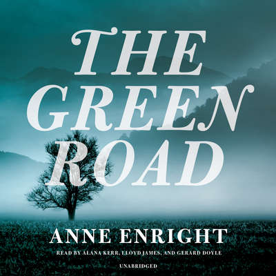 The Green Road Audiobook, by Anne Enright