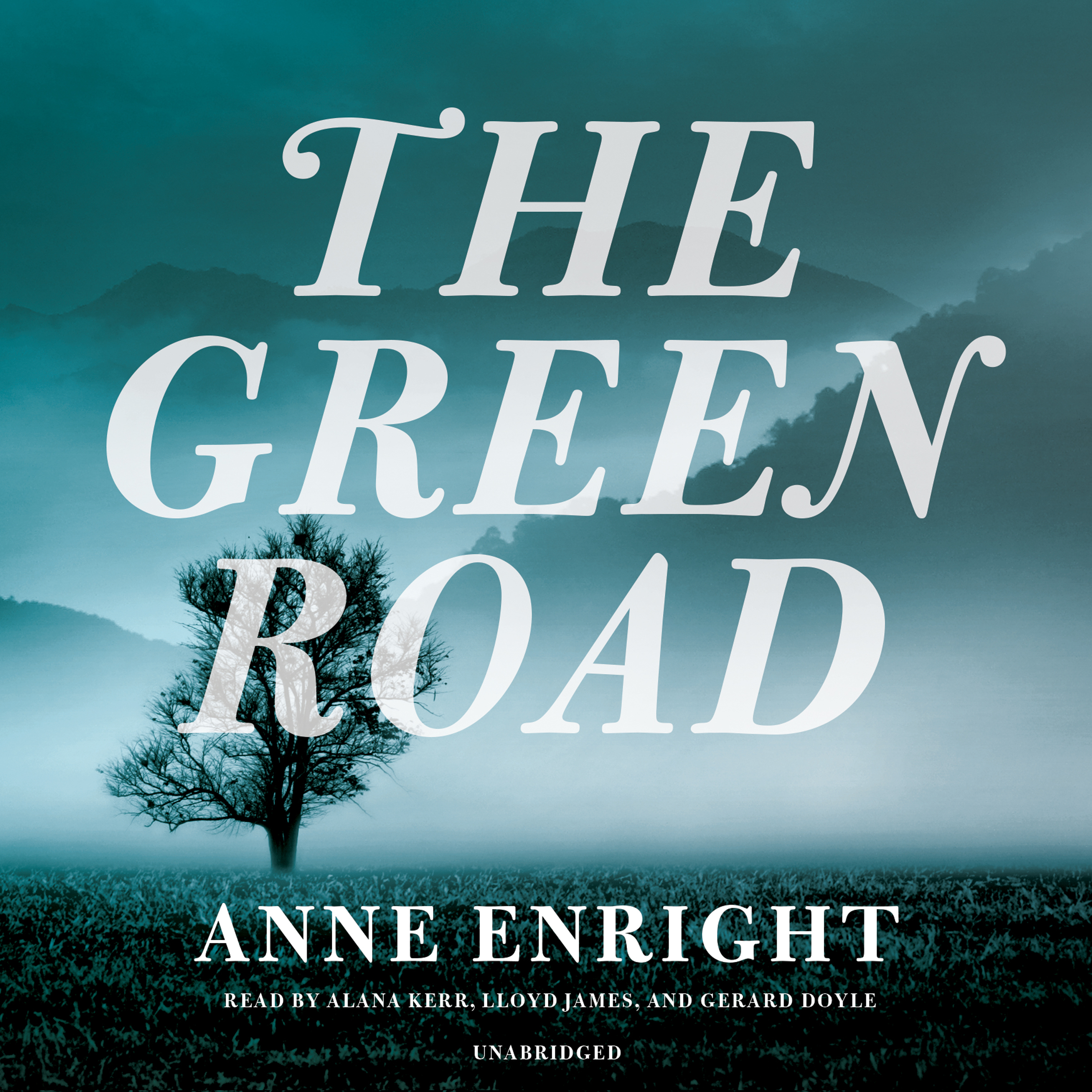Printable The Green Road Audiobook Cover Art