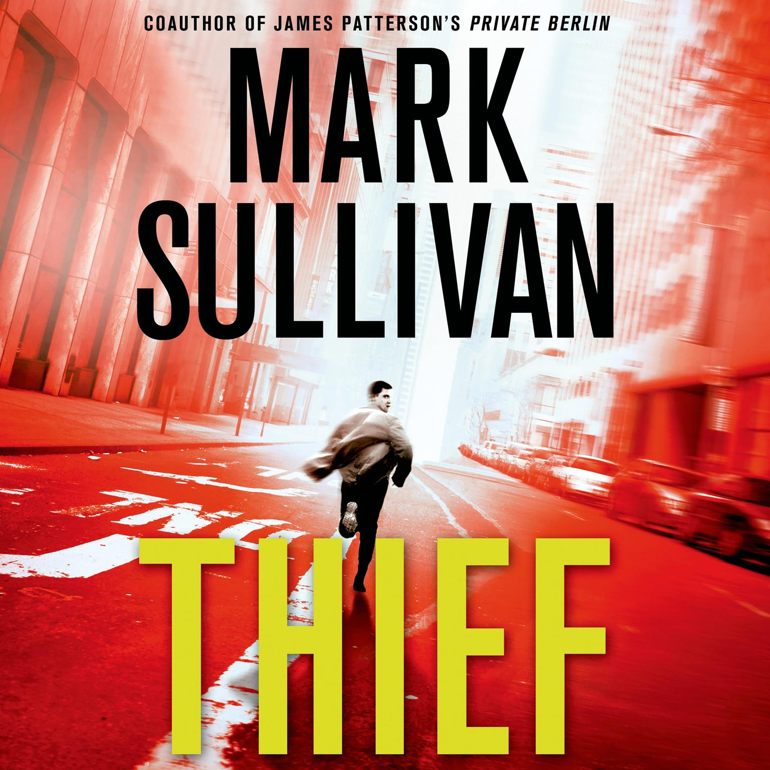 Printable Thief: A Robin Monarch Novel Audiobook Cover Art