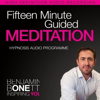 Fifteen Minute Guided Meditation—Deeply Relax the Body and Mind Audiobook, by Benjamin  Bonetti