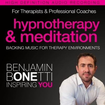 Professional Hypnotherapy, Therapist, and Mediation Backing Music Audiobook, by Benjamin  Bonetti