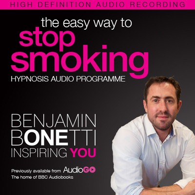 The Easy Way to Stop Smoking with Hypnosis Audiobook, by Benjamin  Bonetti