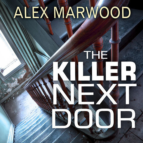 Printable The Killer Next Door: A Novel Audiobook Cover Art