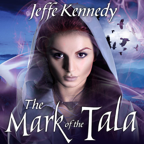 Printable The Mark of the Tala: The Twelve Kingdoms Audiobook Cover Art