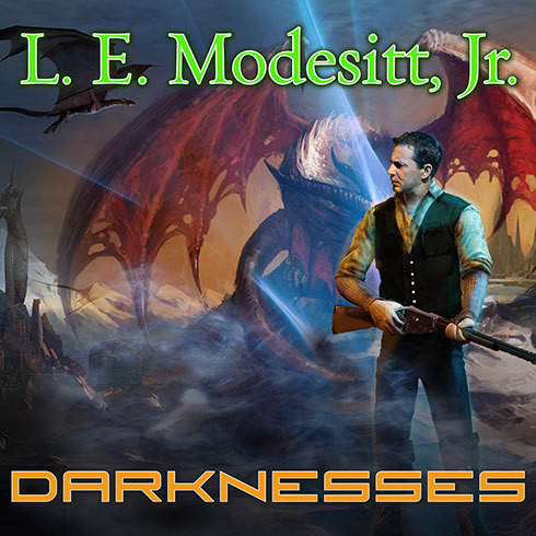 Printable Darknesses Audiobook Cover Art