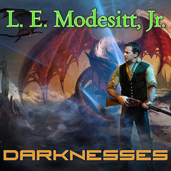 Darknesses Audiobook, by L. E. Modesitt