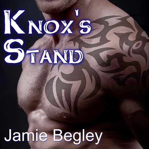 Printable Knox's Stand Audiobook Cover Art