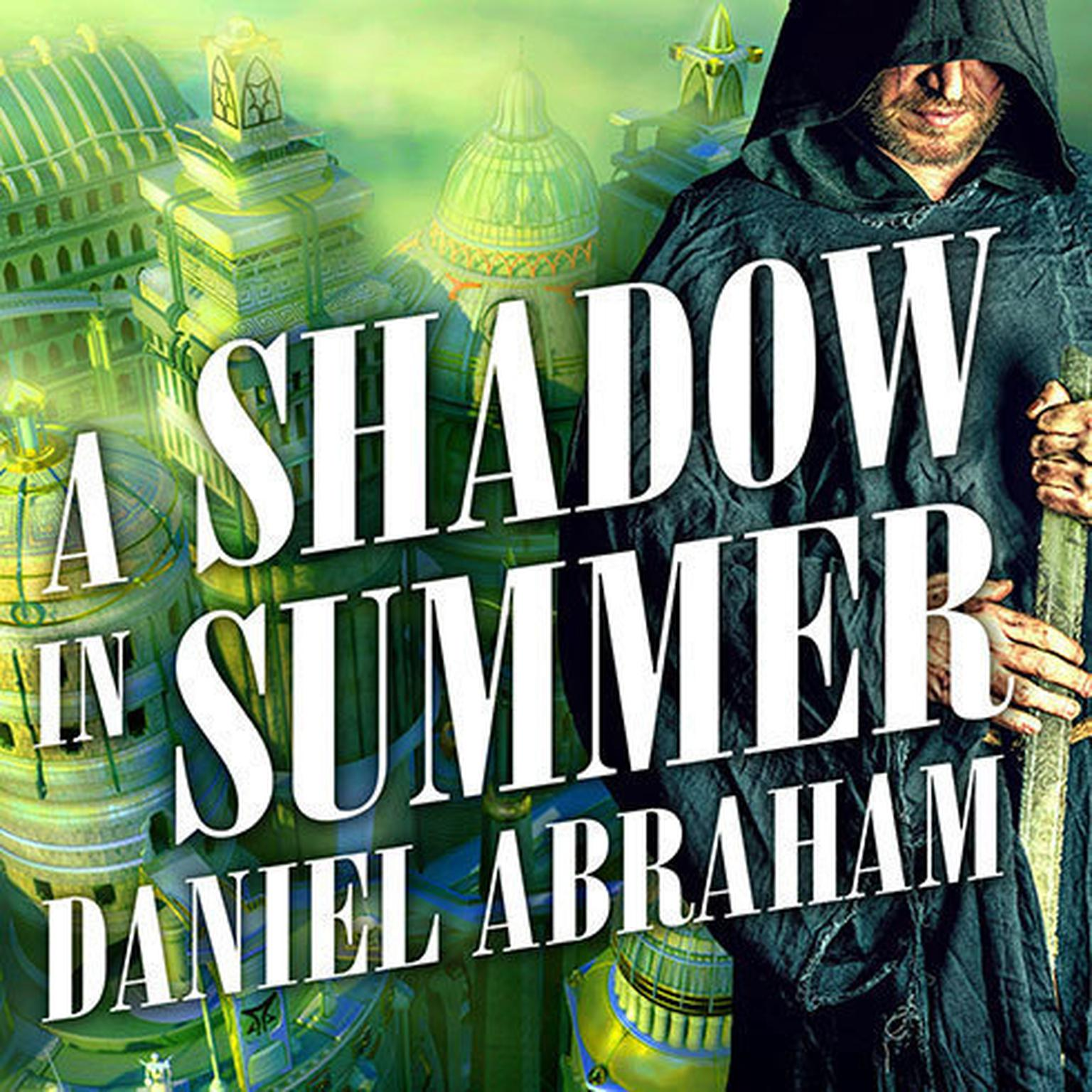 Printable A Shadow in Summer Audiobook Cover Art
