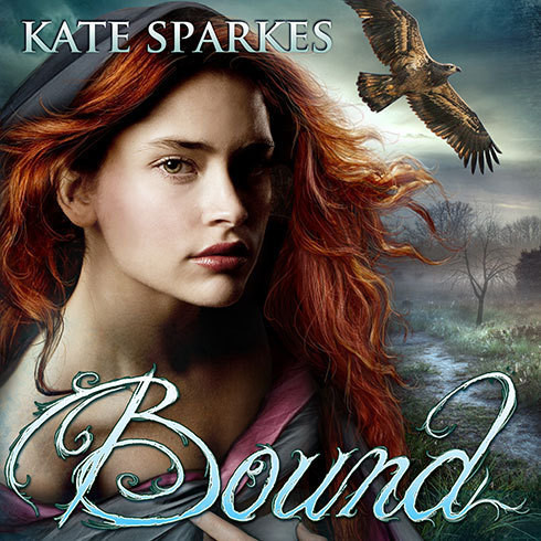 Printable Bound Audiobook Cover Art