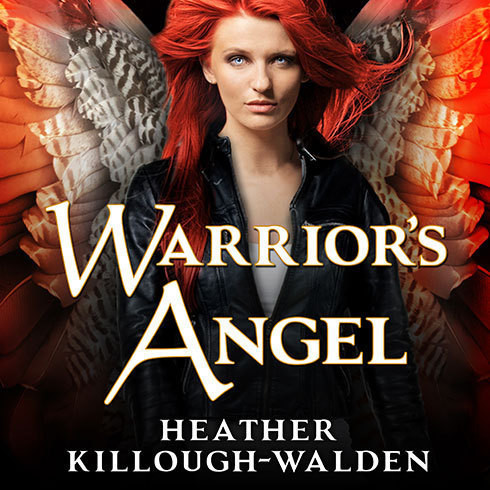 Printable Warrior's Angel Audiobook Cover Art
