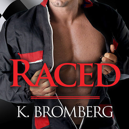 Printable Raced Audiobook Cover Art