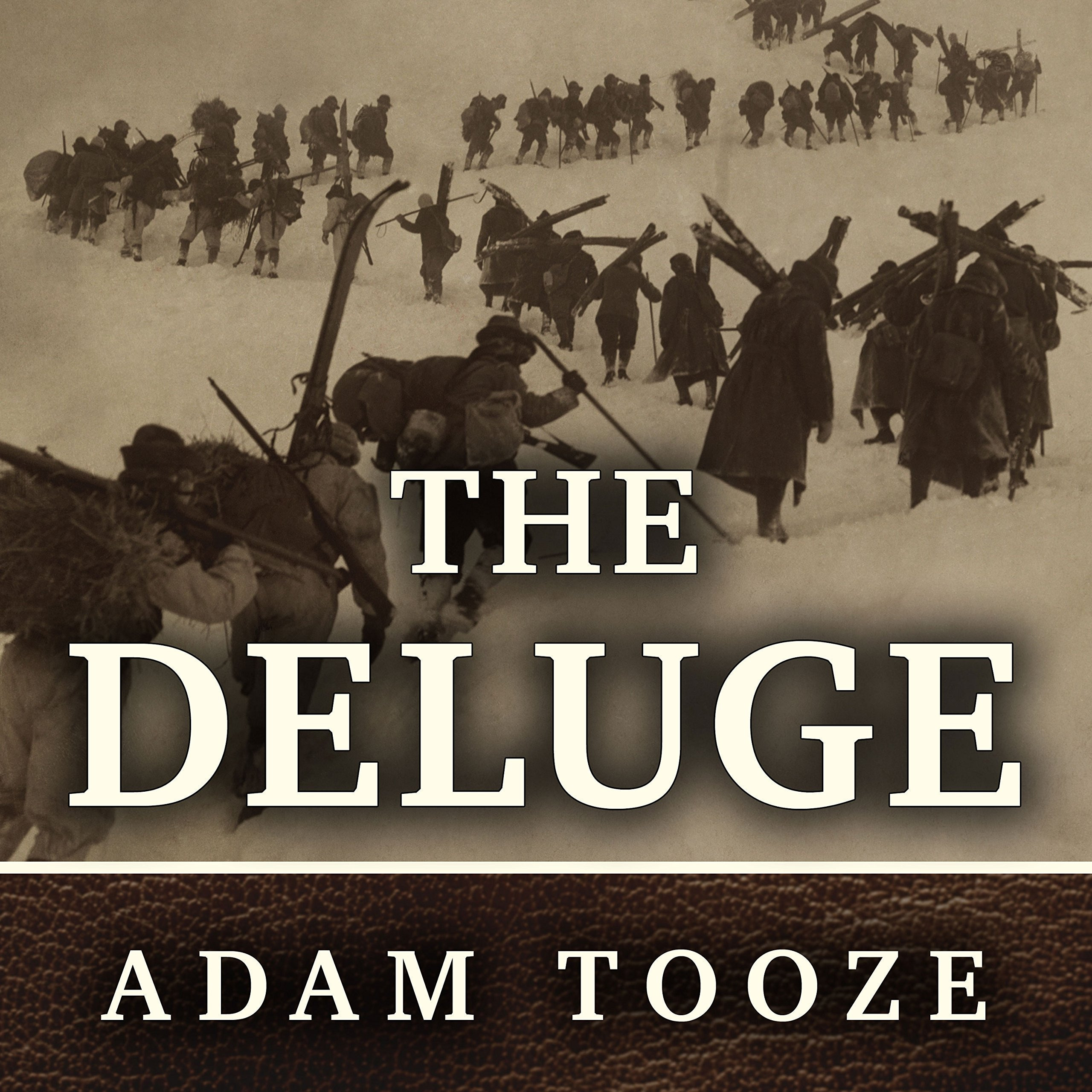 Printable The Deluge: The Great War, America and the Remaking of the Global Order, 1916-1931 Audiobook Cover Art