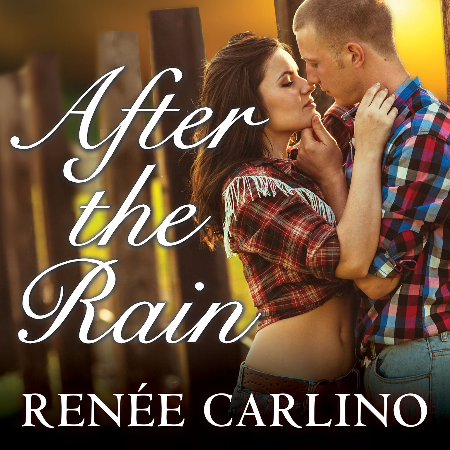 Printable After the Rain Audiobook Cover Art