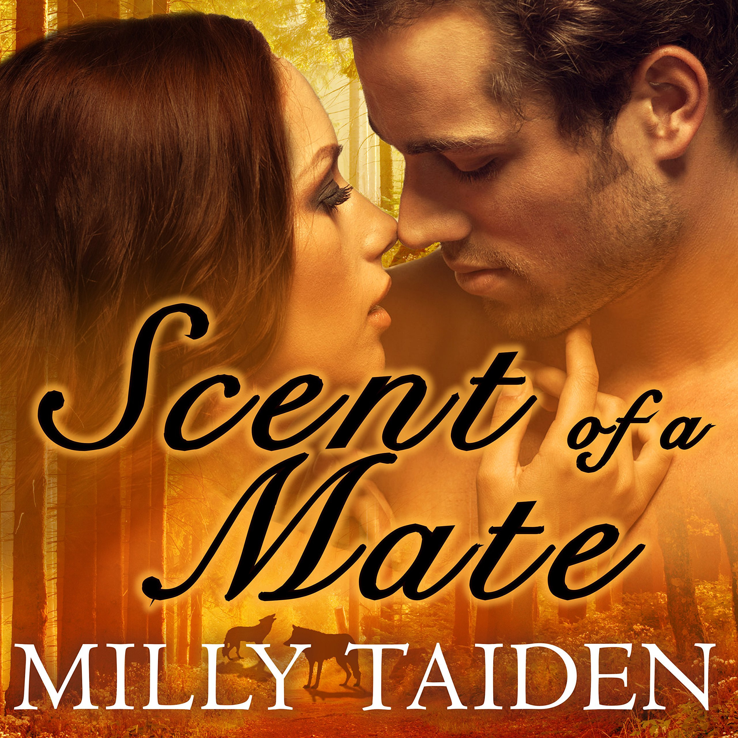 Printable Scent of a Mate Audiobook Cover Art