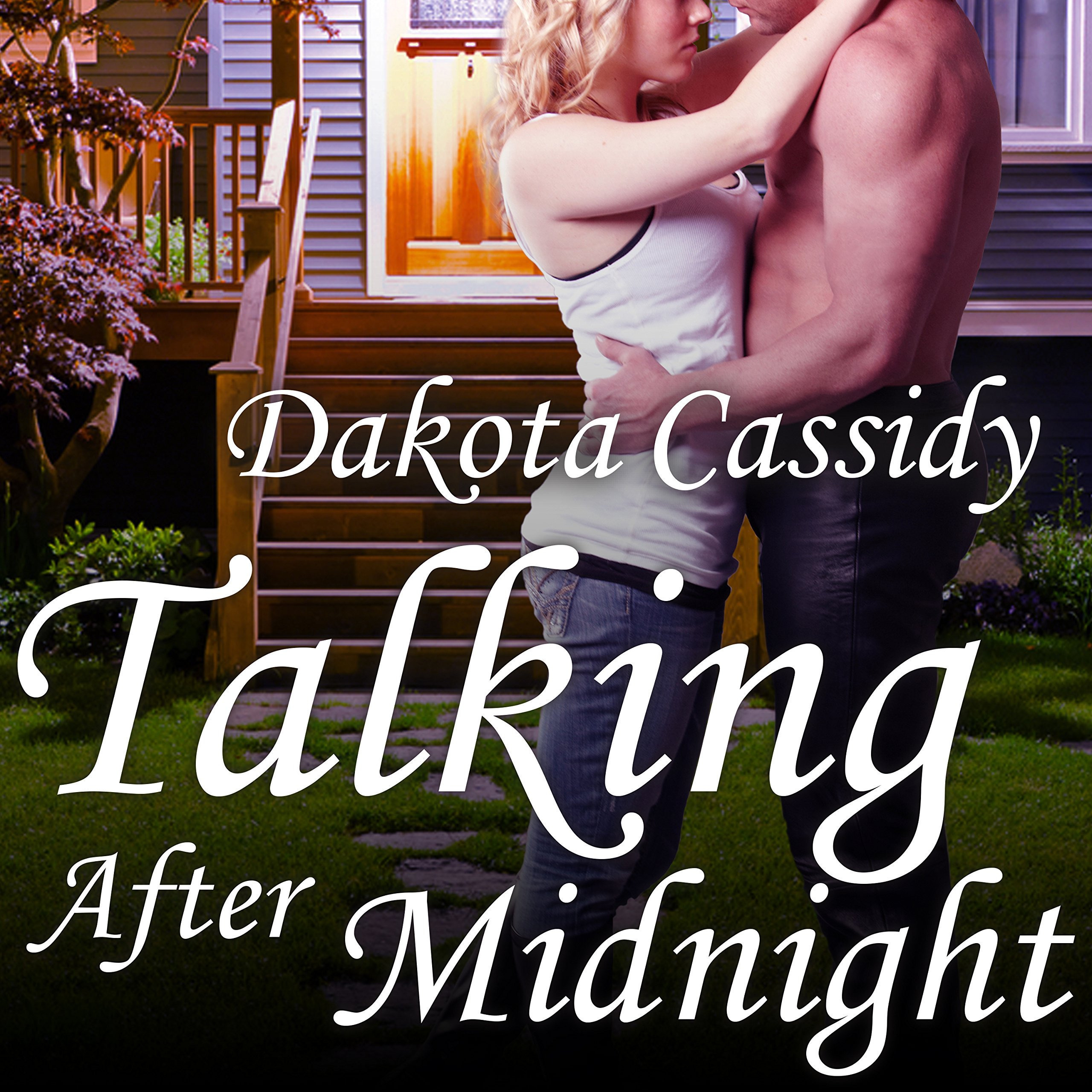 Printable Talking after Midnight Audiobook Cover Art