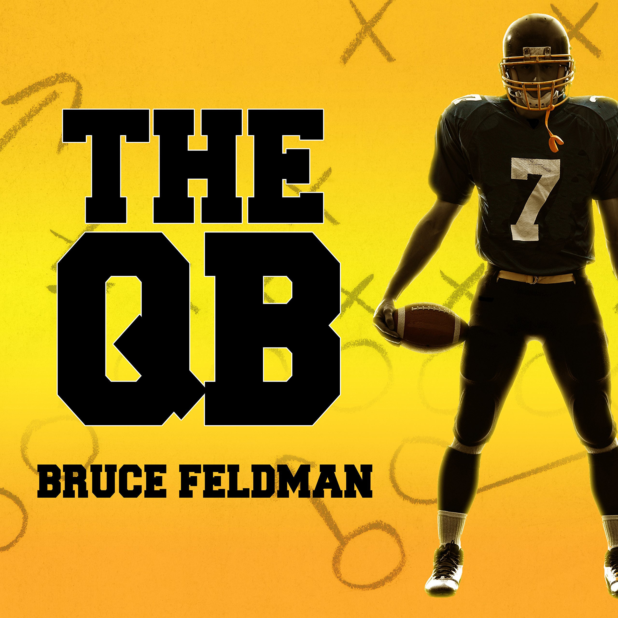 Printable The QB: The Making of Modern Quarterbacks Audiobook Cover Art