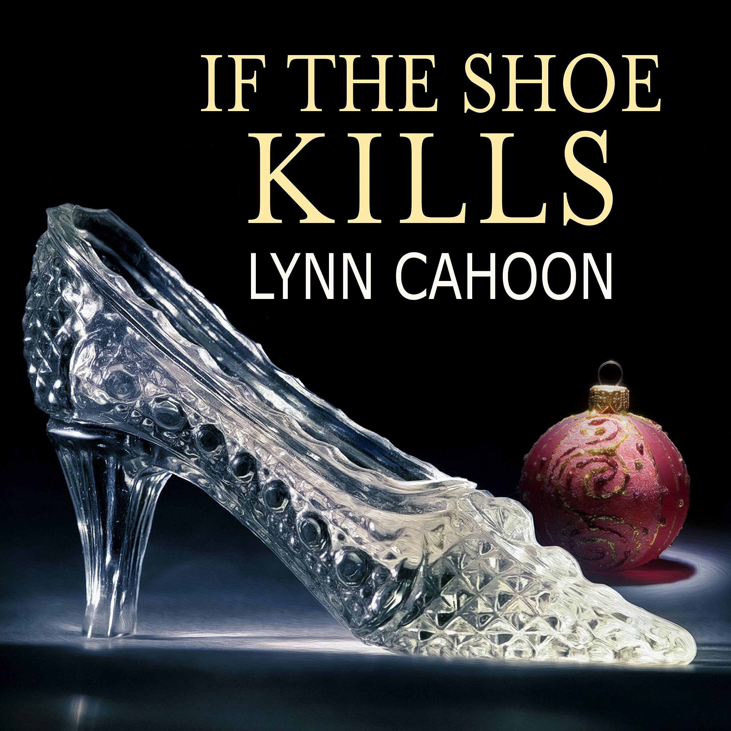 Printable If The Shoe Kills Audiobook Cover Art