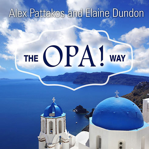 Printable The OPA! Way: Finding Joy & Meaning in Everyday Life & Work Audiobook Cover Art