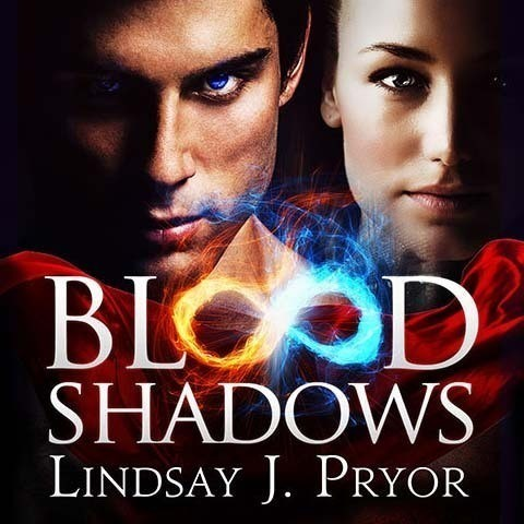 Printable Blood Shadows Audiobook Cover Art