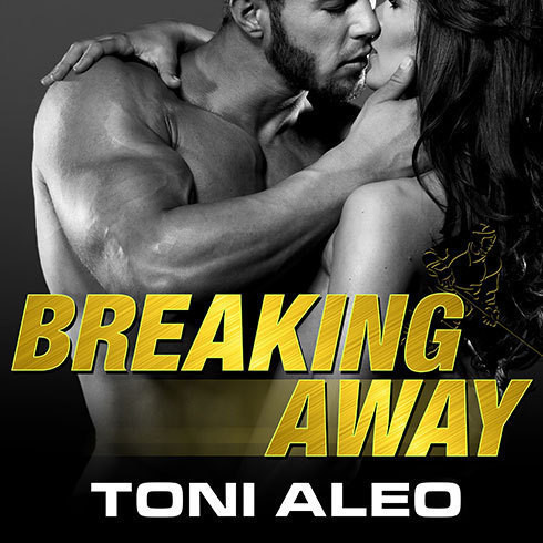 Printable Breaking Away Audiobook Cover Art