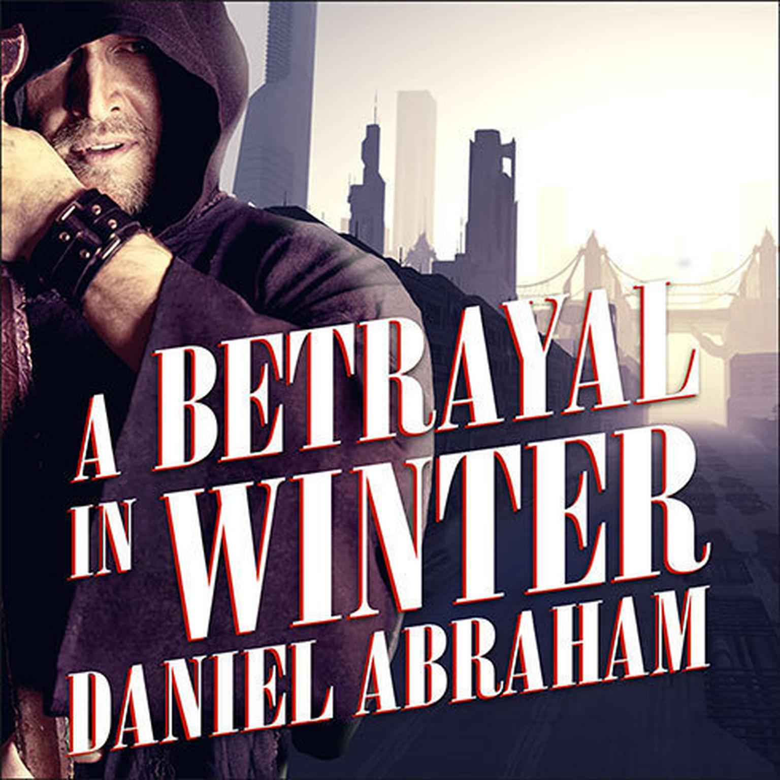 Printable A Betrayal in Winter Audiobook Cover Art
