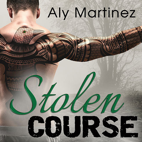 Printable Stolen Course Audiobook Cover Art