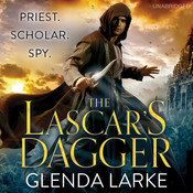 The Lascar's Dagger Audiobook, by Glenda Larke