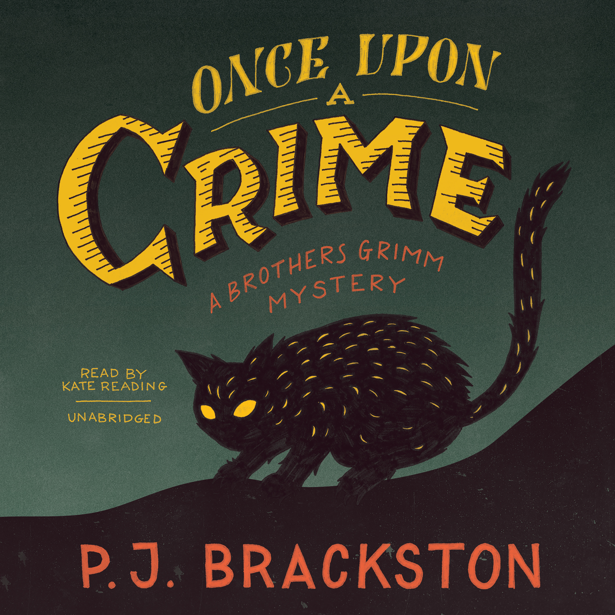 Printable Once upon a Crime: A Brothers Grimm Mystery Audiobook Cover Art