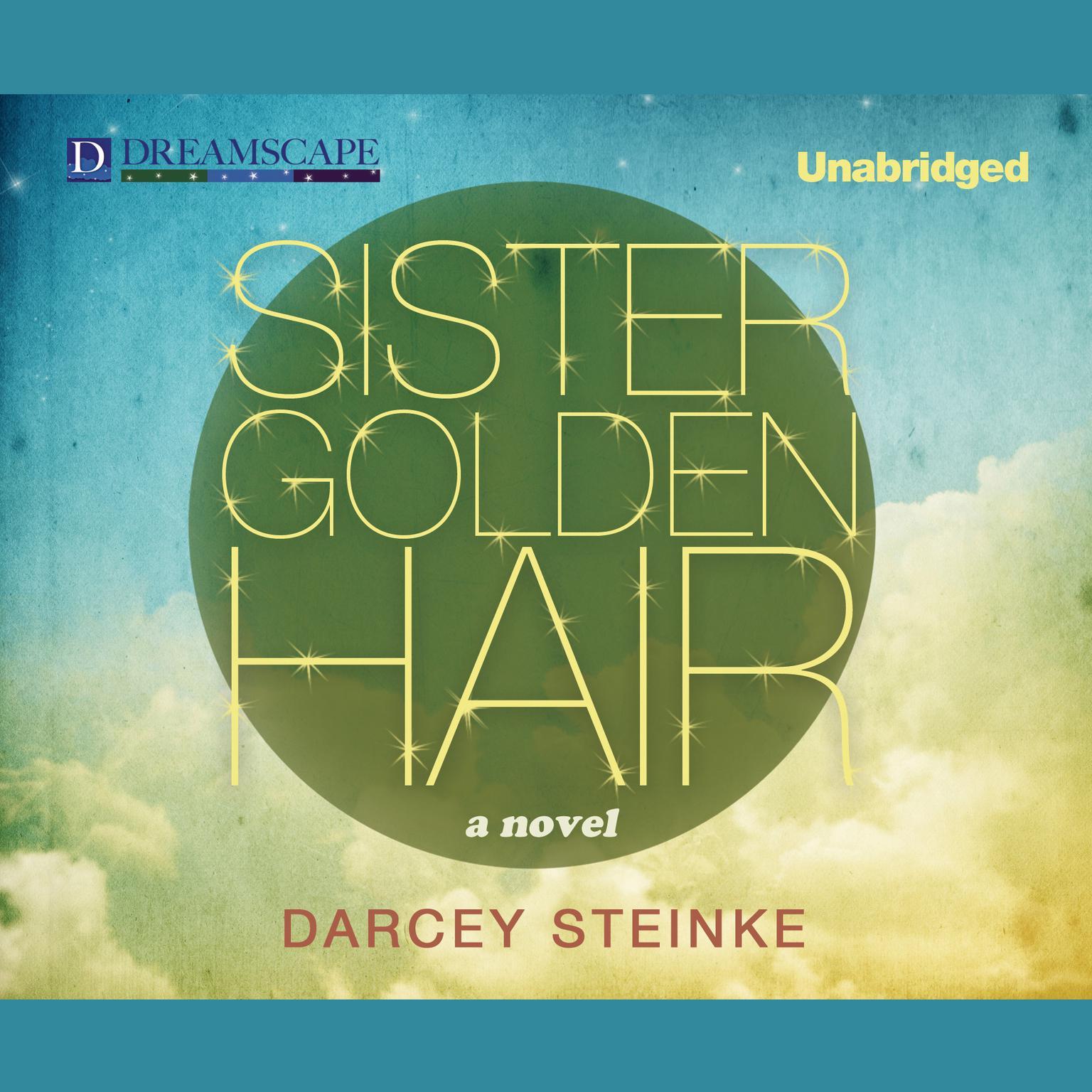 Printable Sister Golden Hair Audiobook Cover Art