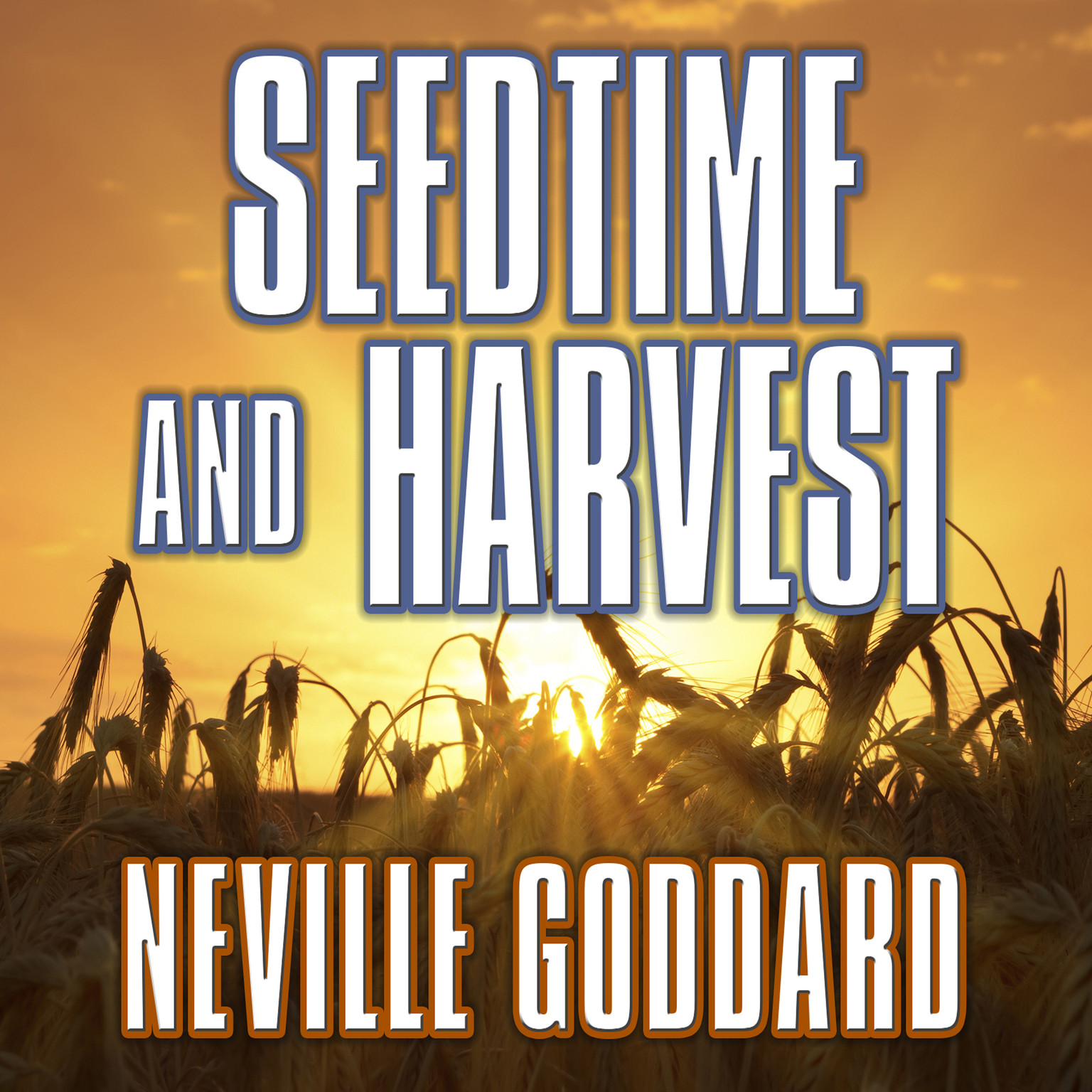 Printable Seedtime and Harvest: A Mystical View of the Scriptures Audiobook Cover Art