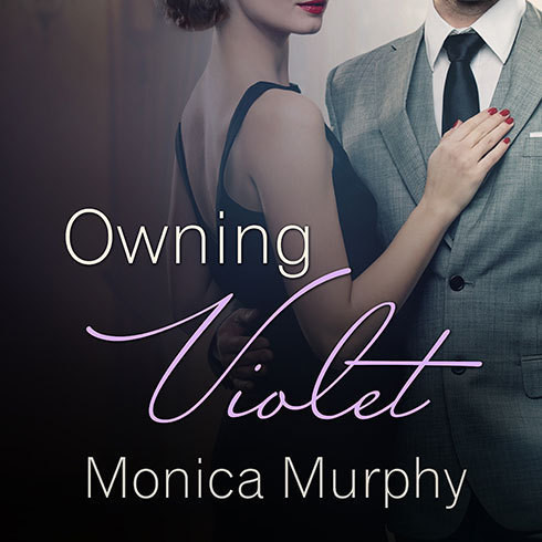 Printable Owning Violet Audiobook Cover Art
