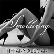Smoldering Audiobook, by Tiffany Aleman