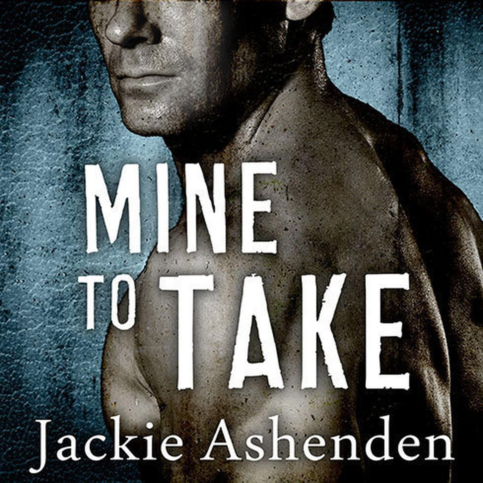 Printable Mine to Take Audiobook Cover Art