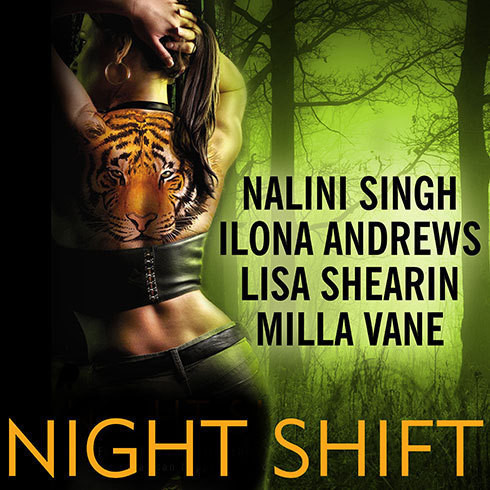Printable Night Shift Audiobook Cover Art