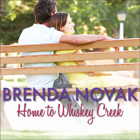 Printable Home to Whiskey Creek Audiobook Cover Art