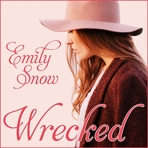 Printable Wrecked Audiobook Cover Art