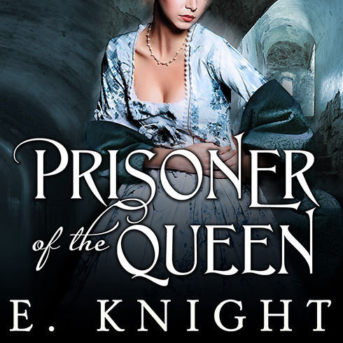 Printable Prisoner of the Queen Audiobook Cover Art