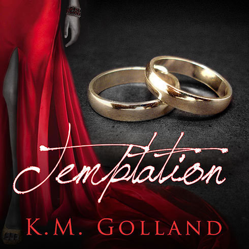 Printable Temptation Audiobook Cover Art