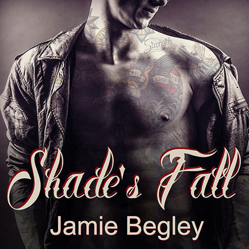 Printable Shade's Fall Audiobook Cover Art