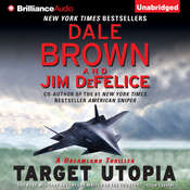 Target Utopia: A Dreamland Thriller Audiobook, by Dale Brown, Jim DeFelice