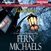 Take Down Audiobook, by Fern Michaels