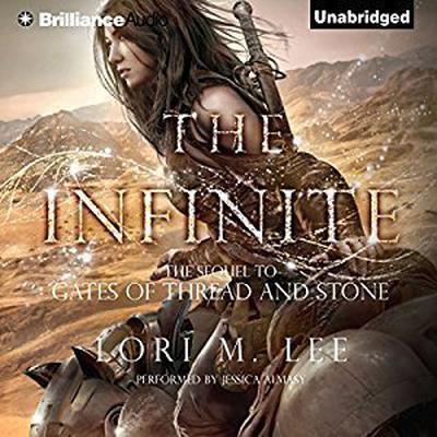 The Infinite Audiobook, by Lori M. Lee