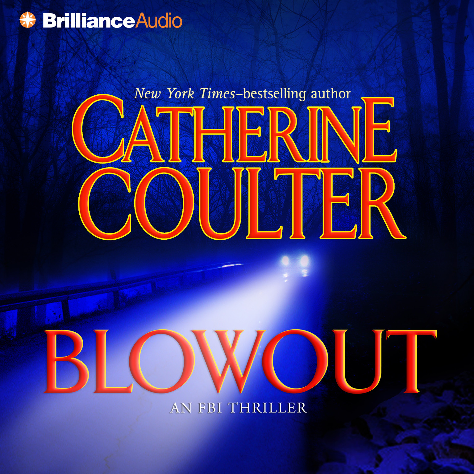 Printable Blowout: An FBI Thriller Audiobook Cover Art